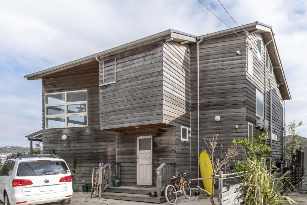 鎌倉の景色を一望自然とつながる湘南の家に都会的なエッセンスをプラス 2020 家 都会 景色