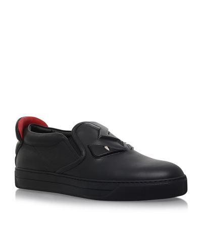 prada shoes funny looking cartoon monsters