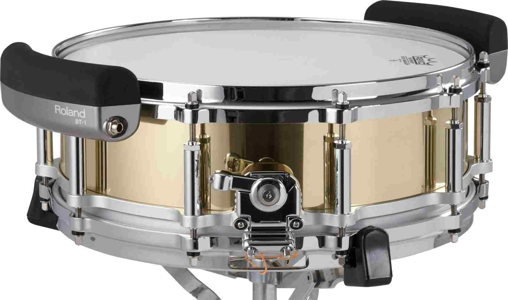Bt 1 Bar Trigger Pad Versatile Add On For V Pads And Set Drum Acoustic Drums Ringkas Dan Terjangkau Mudah Dipasang Sebagai Electronik
