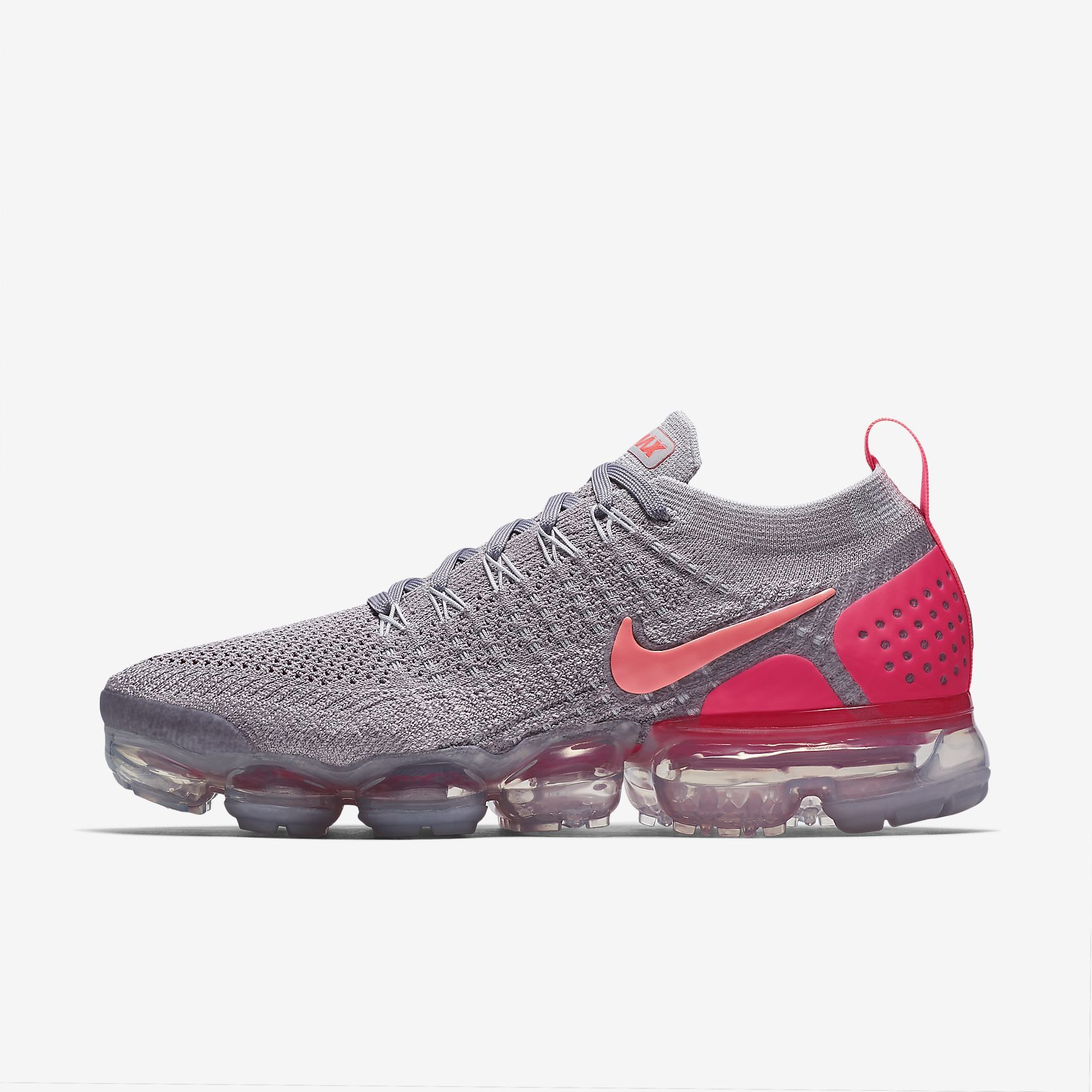 Nike Air VaporMax Flyknit 2 Womens Atmosphere GreyTotal