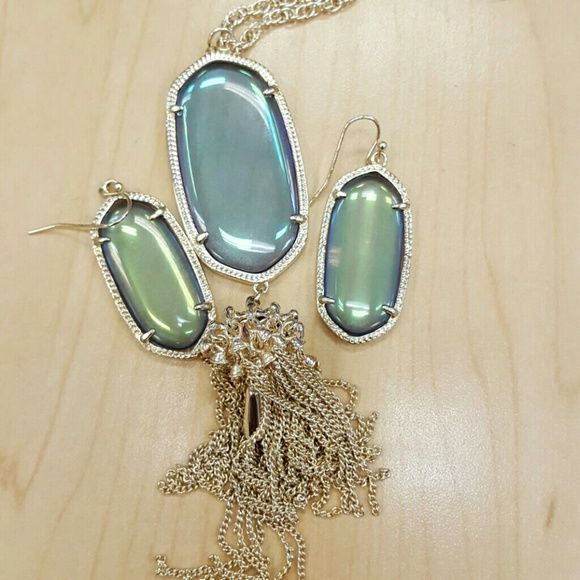 Mystic rayne These are all original pieces one of my elles came in scuffed not very noticeable everything else is in great condition if interested please use offer button Kendra Scott Jewelry