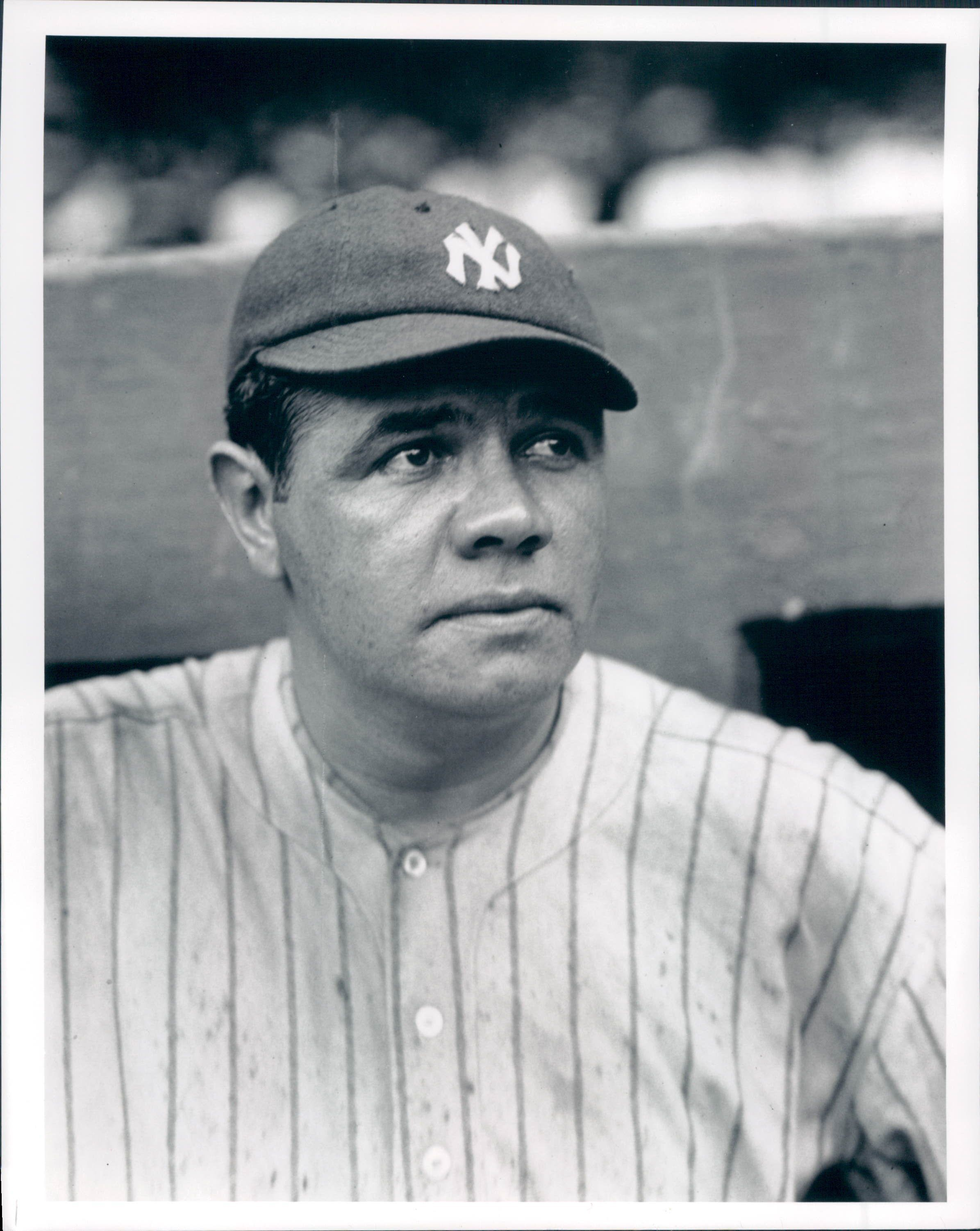 george herman ruth jr George herman ruth jr was born on february 6, 1895 in baltimore, maryland to parents george sr and kategeorge jr was one of eight children, although only he and his sister mamie.