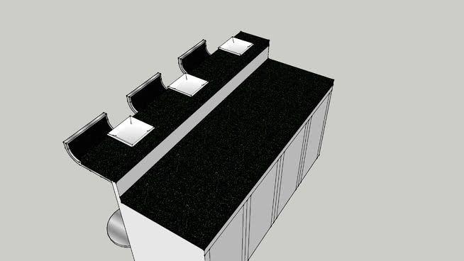 Kitchen Island - 3D Warehouse