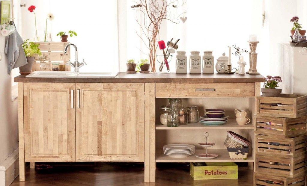 mit den kitchen impossible massivholz schr nken k nnen sie zus tzlich gem tliche k che. Black Bedroom Furniture Sets. Home Design Ideas