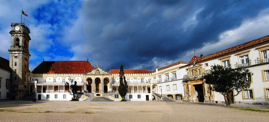 Coimbra University in Portugal