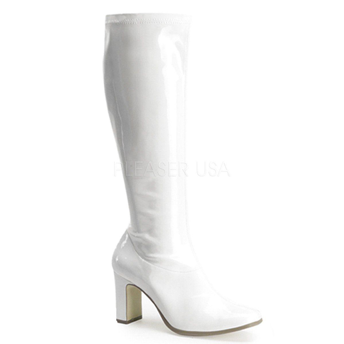 79a8b6be515 Funtasma - KIKI-350 - White Str Patent - Women s Boots in 2019 ...