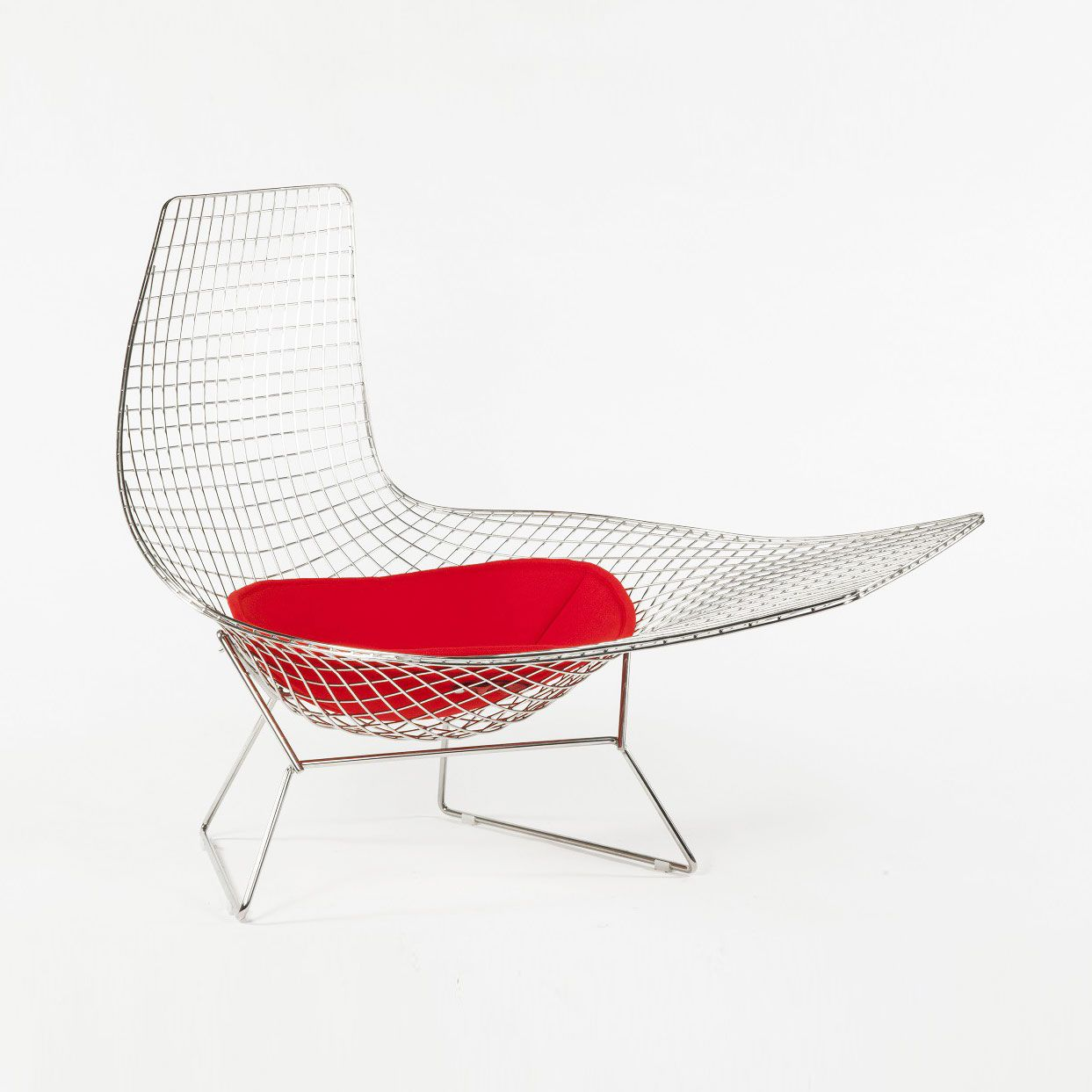 Love the look, but is it comfy?  Carta Chaise Lounge   dotandbo.com