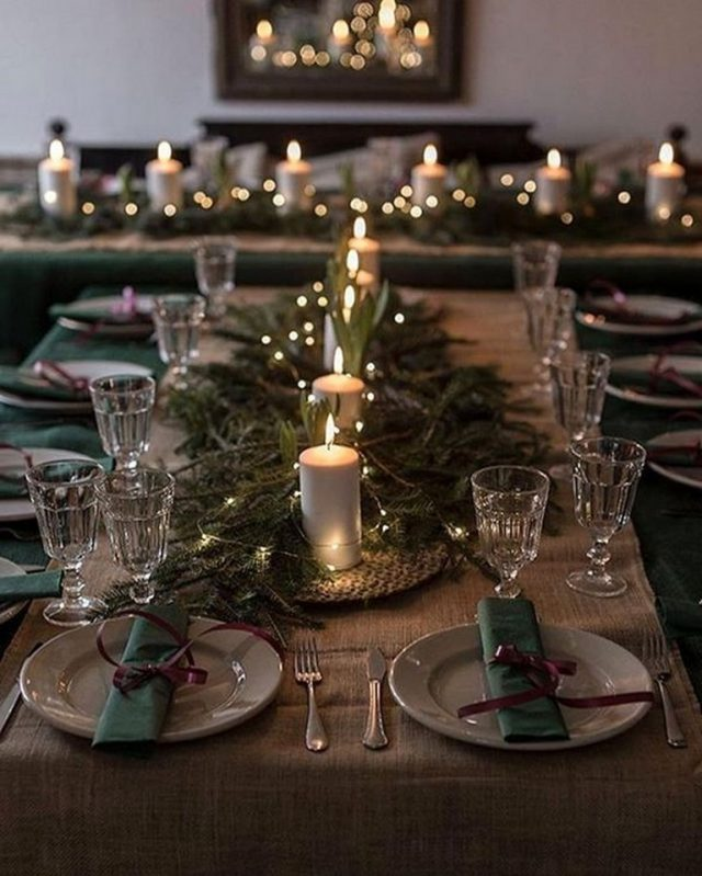 48 Modern New Years Eve Party Table Decoration Ideas Christmas