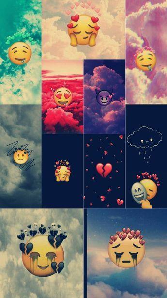 Emoji lovers  wallpaper by Jugheadfan - 1538 - Free on ZEDGE™