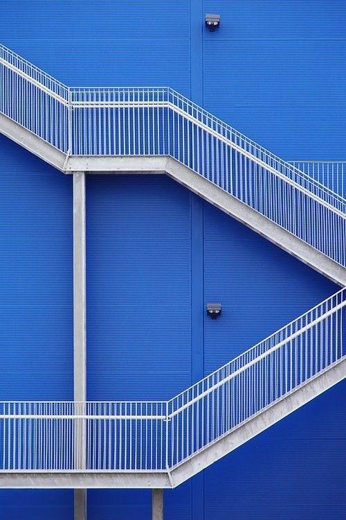 Blue Ikea