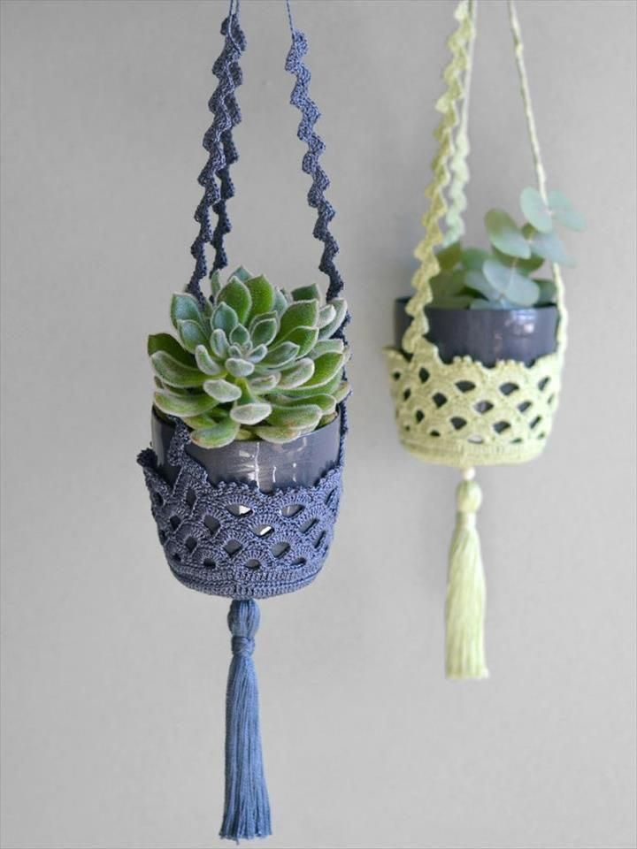 Photo of Top 20 Crochet Home Decor Ideas