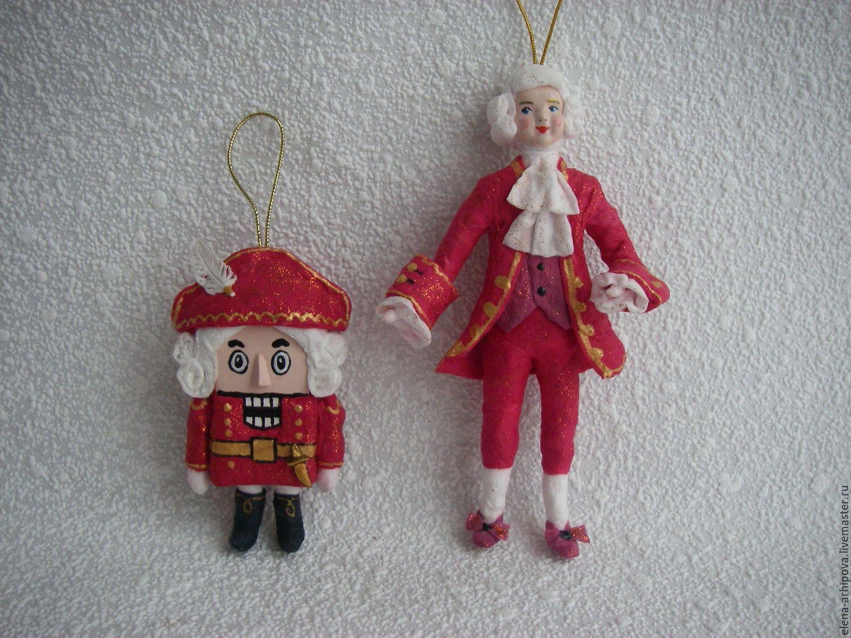 Купить Щелкунчик - комбинированный, рождество, щелкунчик ...