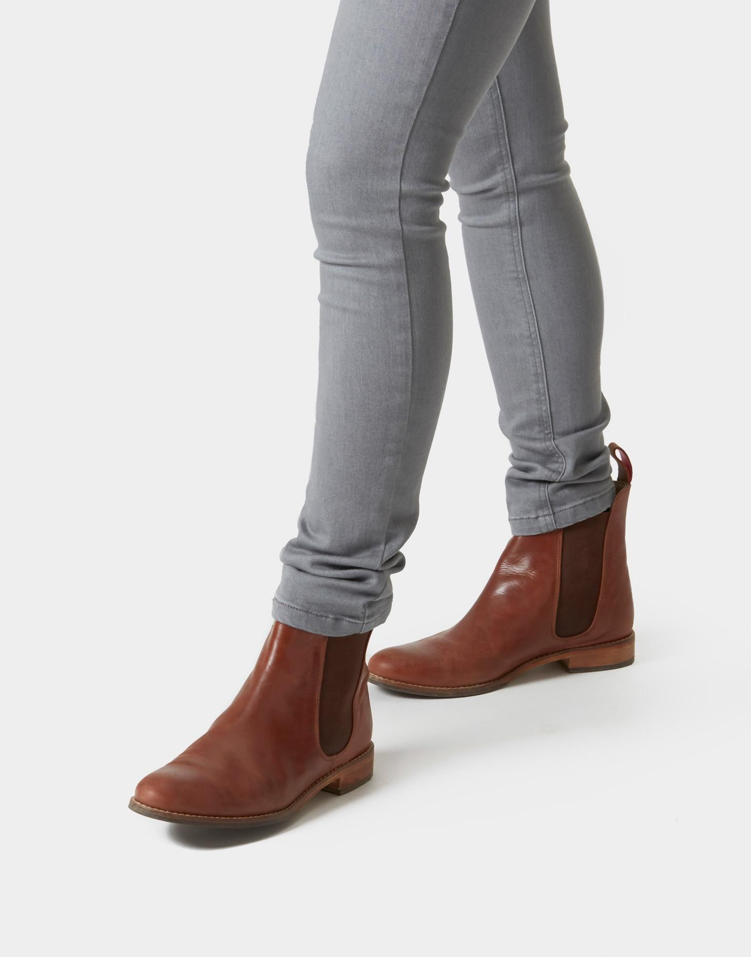 Women's Westbourne Leather Chelsea Boots