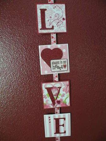 Love Wall Hanging 3