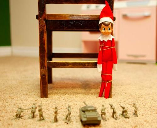 Elf On The Shelf Ideas Funny Hilarious #elfontheshelfideasfunnyhilarious
