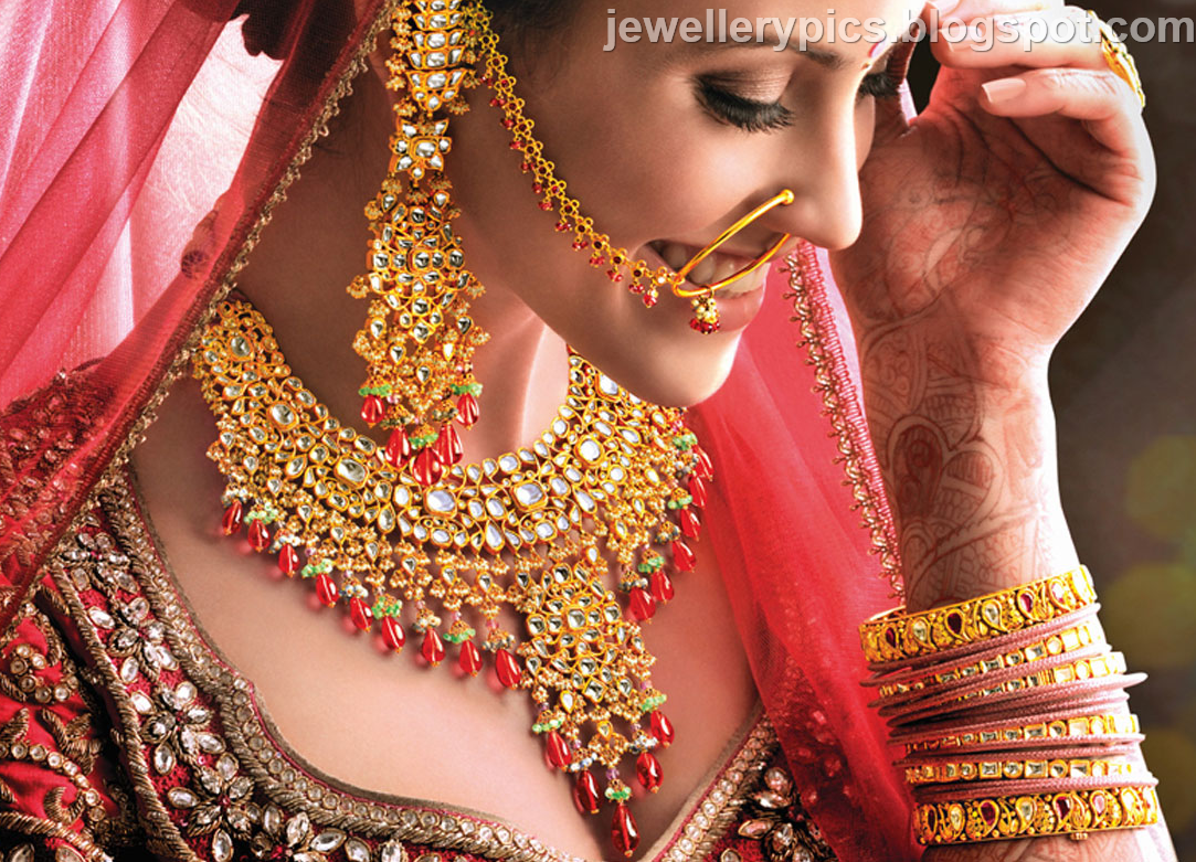 North Indian Bridal Jewellery