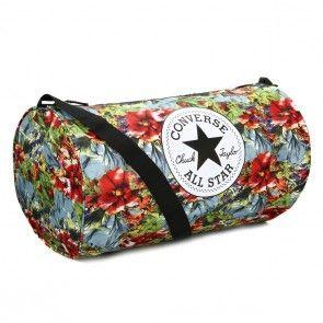 e8a5d928c6f6 Converse All Star Floral Standard Duffel Bag