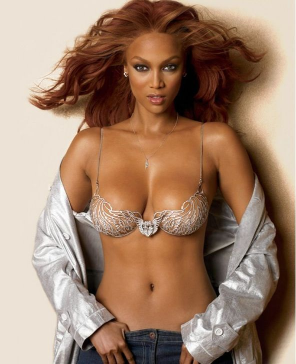 Tyra Banks Famous For: Pin By Marcia O'Connor On Tyra