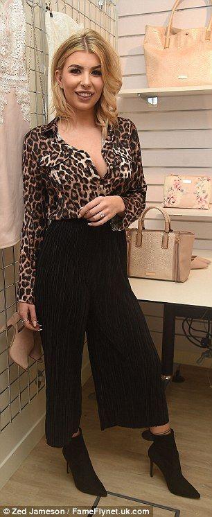 Olivia Buckland Brings Fiance Alex Bowen Wedding Dress Shopping