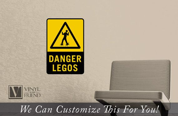 Road Sign Wall Decor Stunning Danger Legos Solid Back Caution Acrylic Road Sign For Wall Decor Inspiration