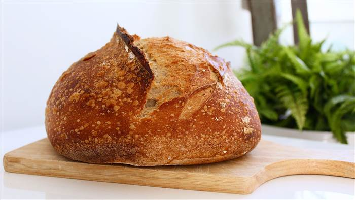 Easiest Homemade Bread Recipe In 2020 Bread Baking Bread