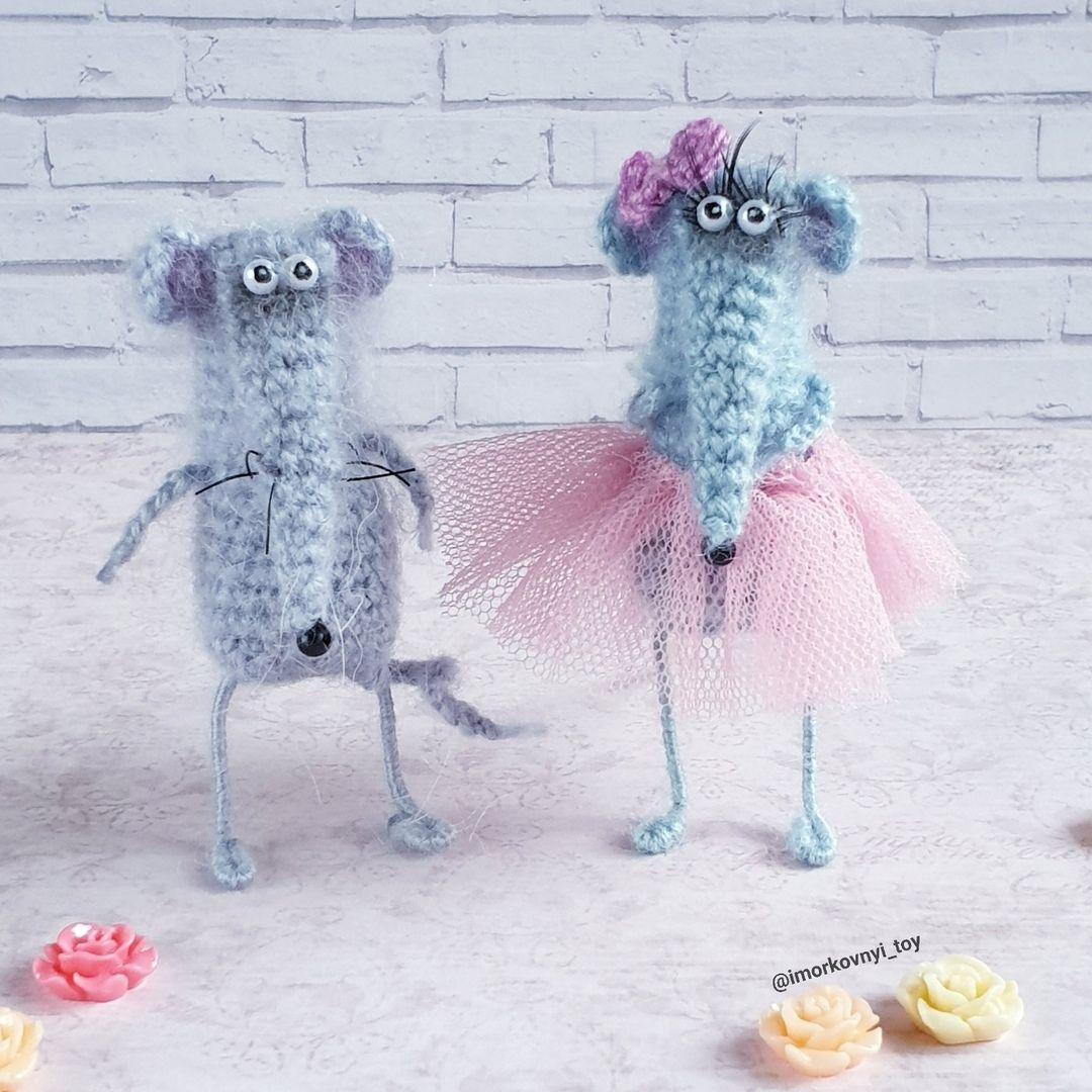 Tiny Mouse crochet | Crochet mouse, Crochet | 1080x1080
