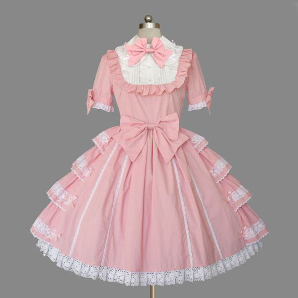 17 Best images about Lolita Dresses on Pinterest | Lolita dress ...
