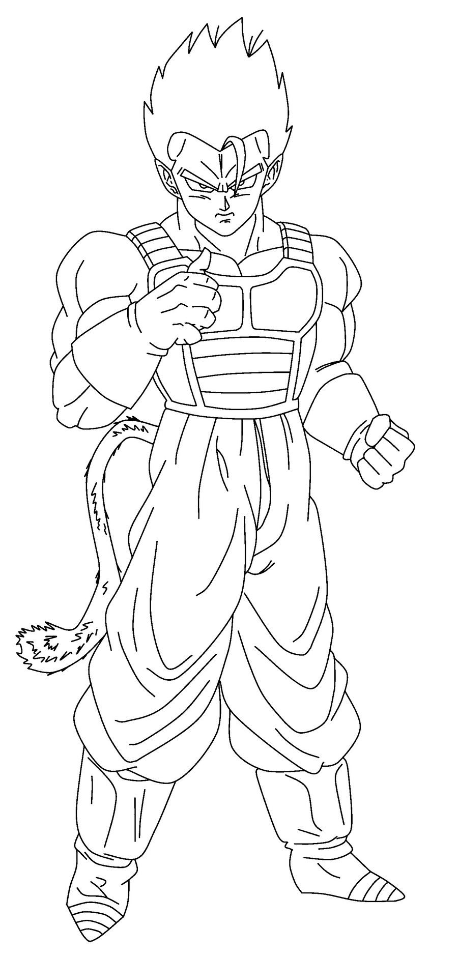 Coloriage Dragon Ball Z Vegeta Majin Meilleures Id Es Coloriage Avec Copie 20de 20img 2608 20ii Et Dess Coloriage Dragon Ball Coloriage Dragon Ball Z Coloriage