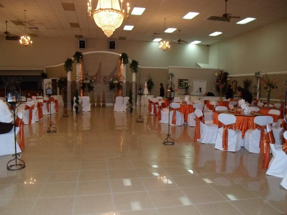 Nov 2011 Wedding At Stage One In Baton Rouge La Decoration And