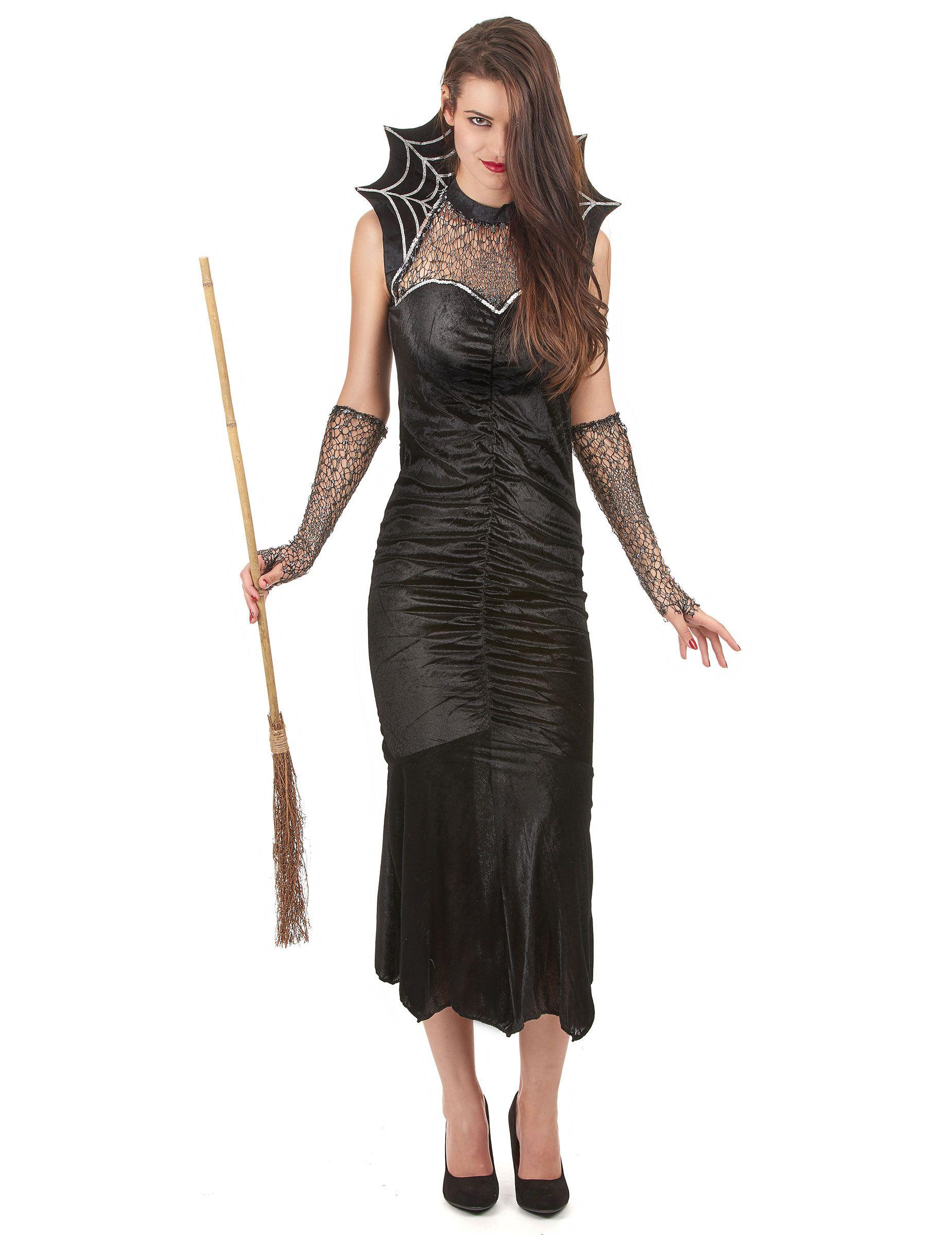 44ec9e72e Disfraz cuello telaraña mujer Halloween en 2019 | Apparel ...