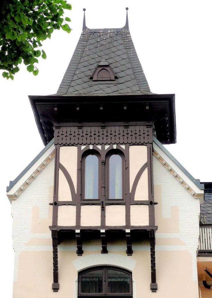 Hamburg - Uhlenhorst Jugendstil 12