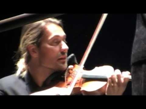 David Garrett - Tchaikovsky Violin Concerto in D mayor op 35 1-Roma 21/0...