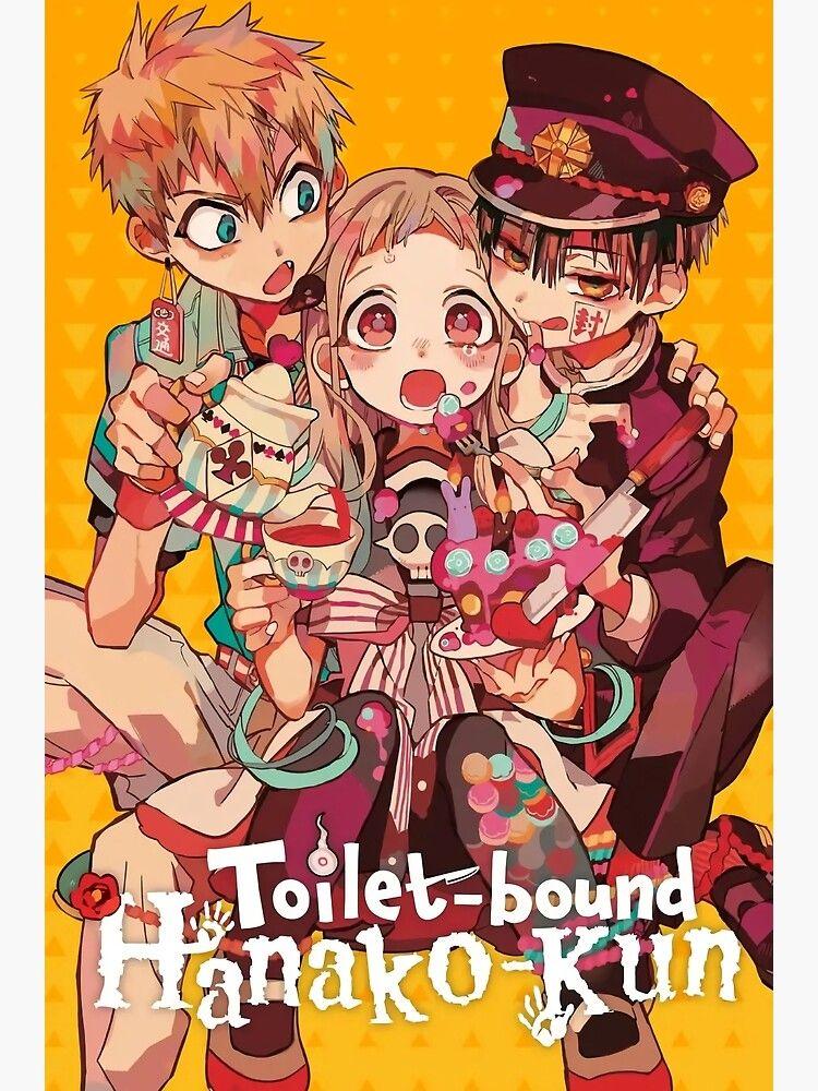 Photo of Toilet-Bound-Hanako-Kun Poster