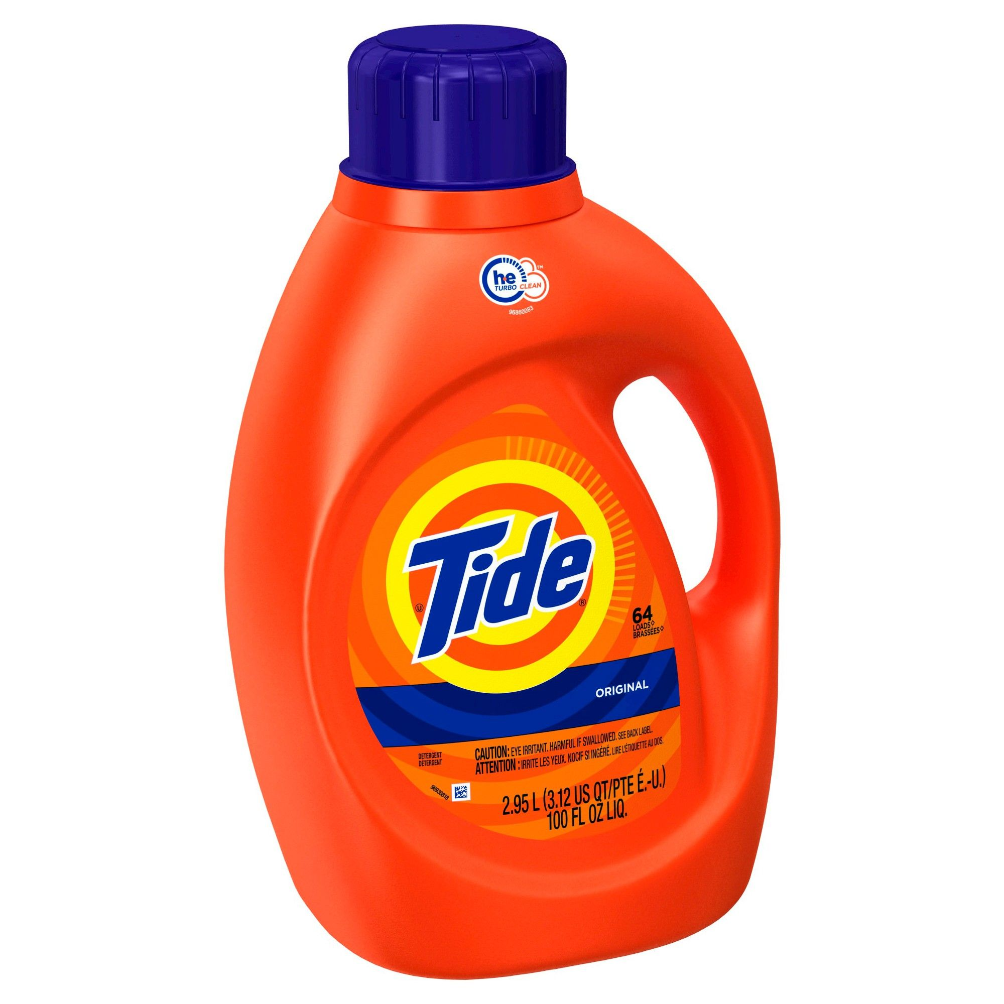 Tide Original He Liquid Laundry Detergent 92 Fl Oz Laundry