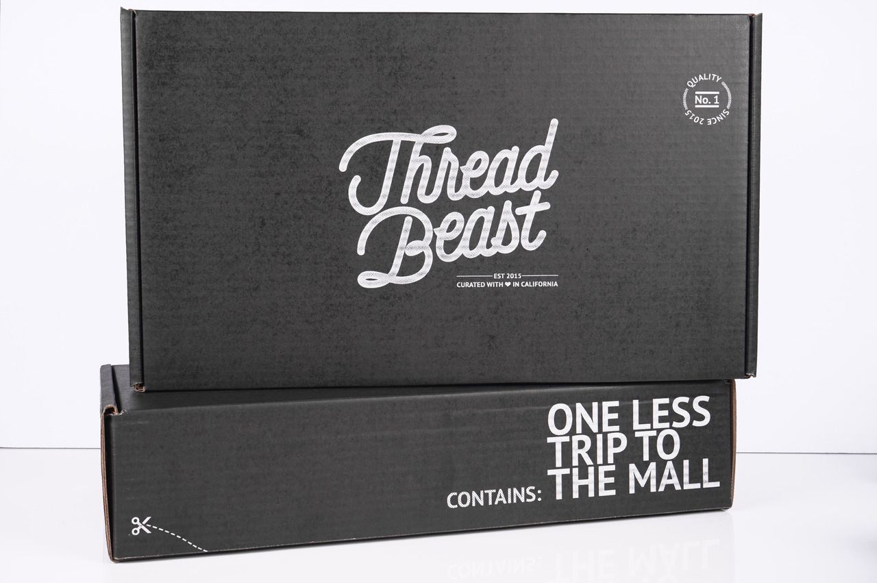 Example Of A Coupon Prepossessing Threadbeast Example Box July 2017  Pinterest  Coupon Codes Box .
