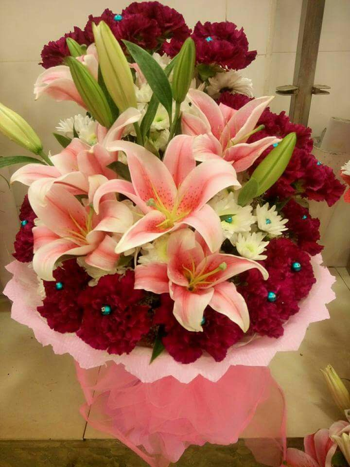 Buying and sending flowers online is easier for people of Banglore ...