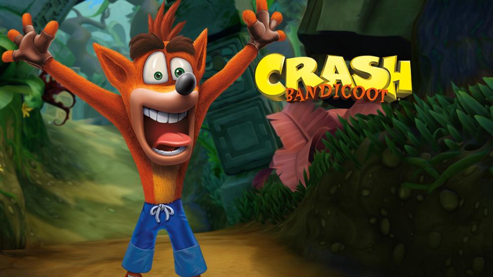 Crash Bandicoot N Sane Trilogy In 2021 Crash Bandicoot Bandicoot Ps4 Games