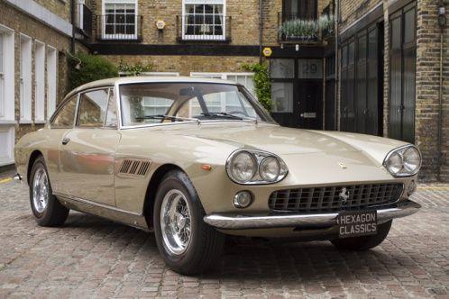 Ferrari 330 GT 2+2 1964.