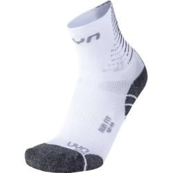 Photo of Uyn Herren Laufsocken Run Fit Socks, Größe 39/41 in White/Pearl Grey, Größe 39/41 in White/Pearl Gre
