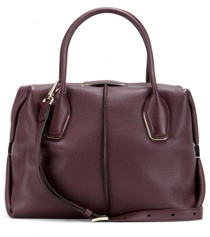 Tod's D-bow Leather Tote