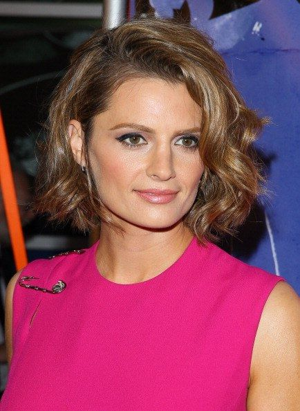 HOLLYWOOD, CA - OCTOBER 01: Stana Katic attends the CBGB