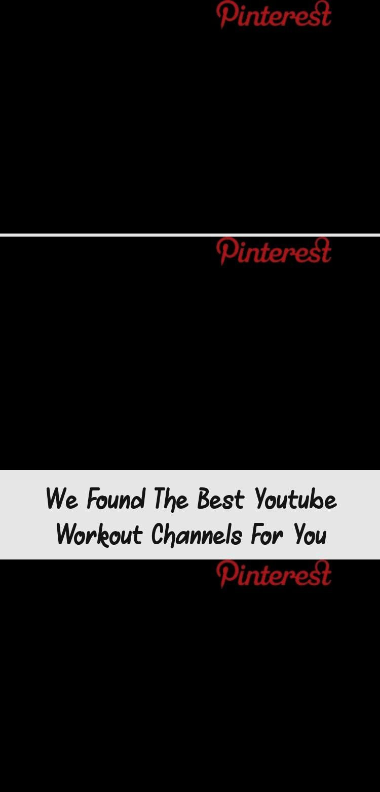 #fitnessandhealth #channels #youtube #workout #fitness #found #best #the #for #you #weWe Found the B...