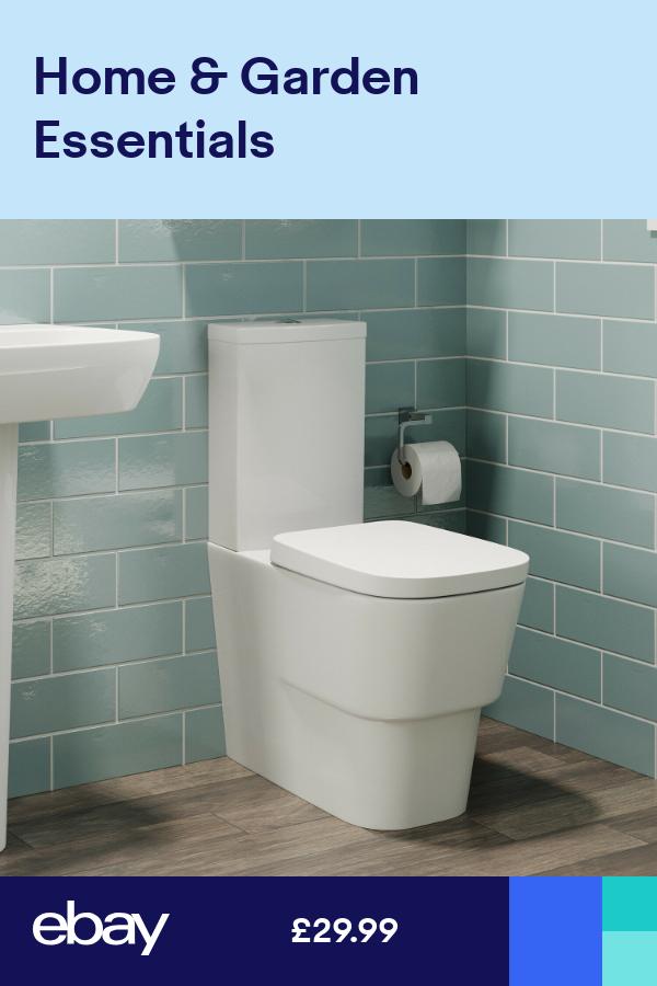 Modern White Toilet Seat Soft Closing Silent Top Fix Hinges White Toilet Seats Bathroom Toilets Toilet
