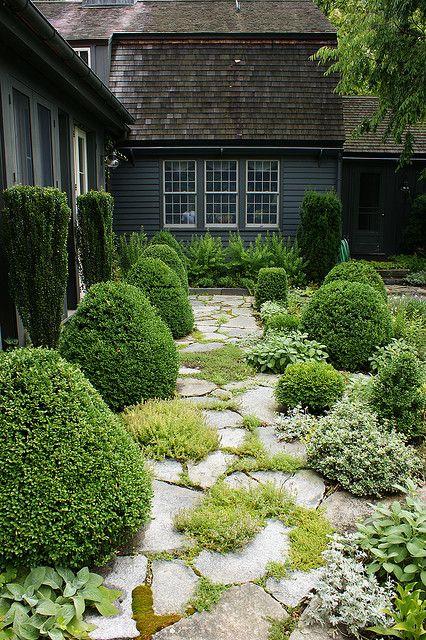 ct private gardens 026 garden pinterest steinpfade g rten und gartenweg. Black Bedroom Furniture Sets. Home Design Ideas