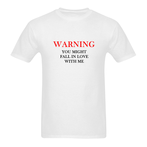 Warning You Might Fall In Love With Me T-shirt | anncloset