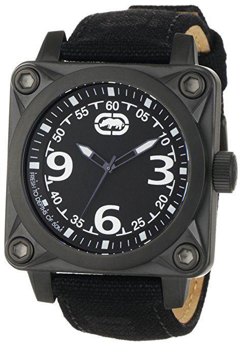 354281f83ebd Marc Ecko E12598G1 - Reloj para hombres