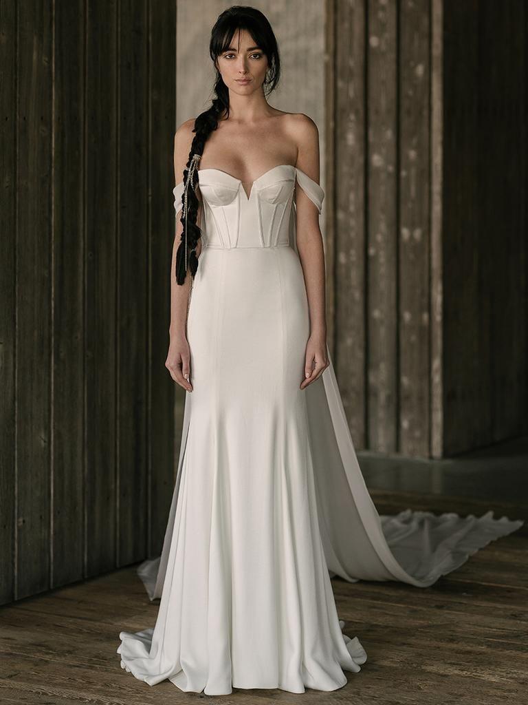 Rivini by rita vinieris spring bold modern wedding dresses in