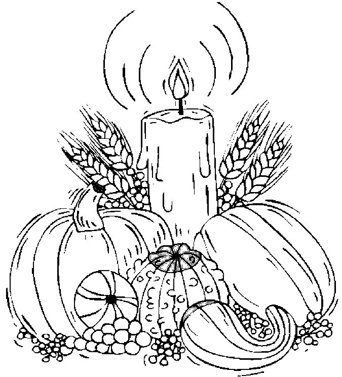 Over 200 Thanksgiving coloring pages! Free to download and print ...