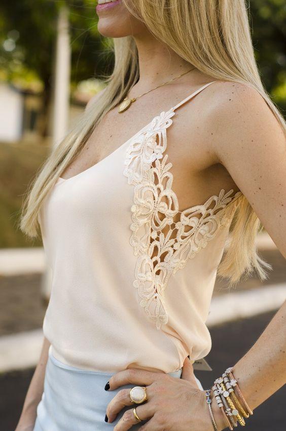 da48148794f1 Blusas de moda verano 2016 Móda Vlastnej Výroby