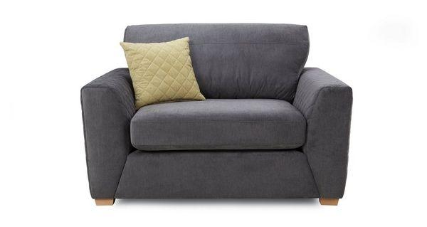 Gower Stripe 3 Seater Sofa Gower Stripe Cuddler Sofa Corner Sofa Sofa